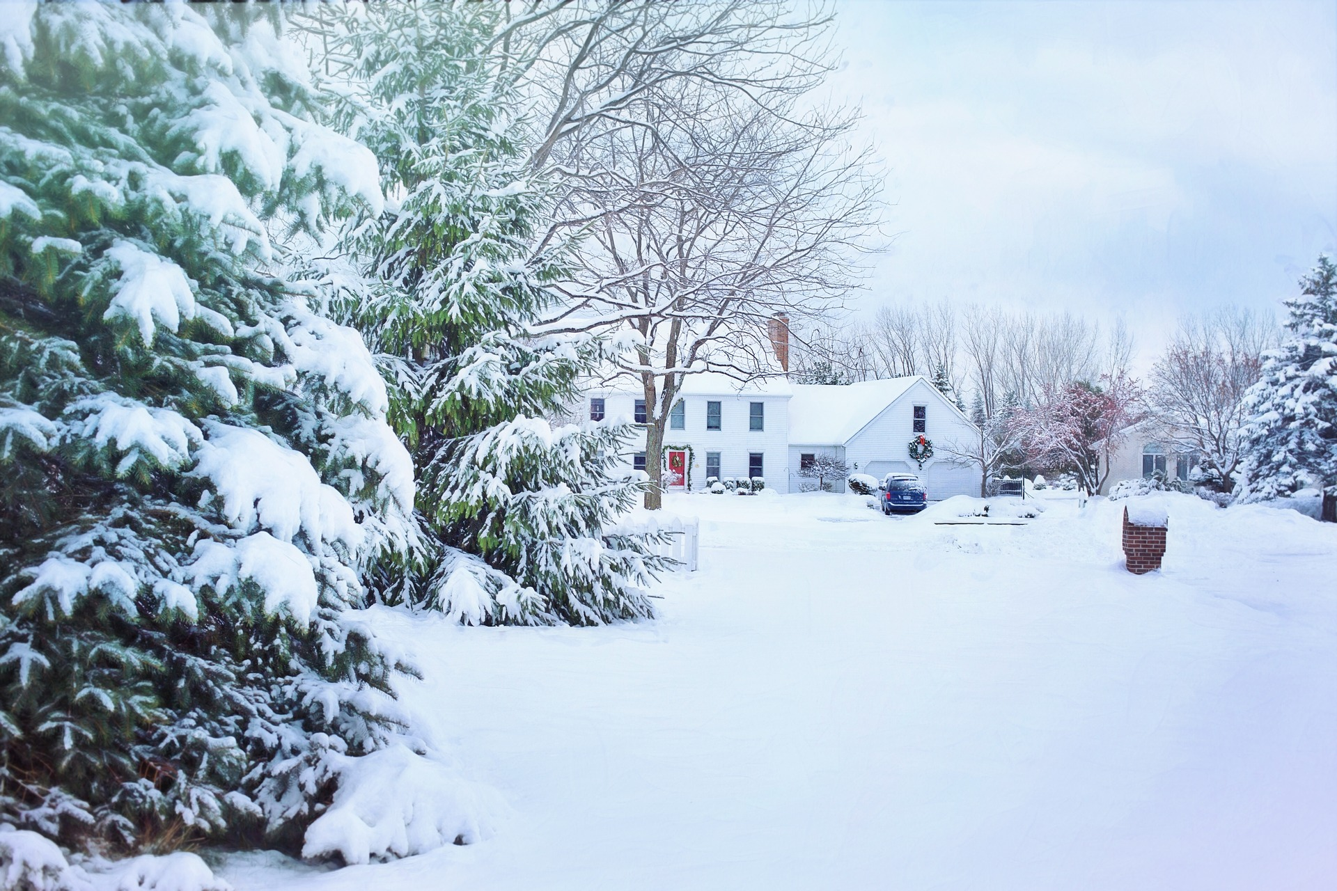 Selling your home in the Winter? Follow these steps to make a winning move!